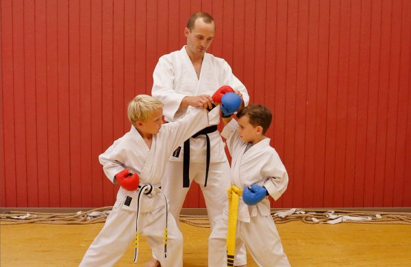 Hastings Martial Arts kids karate